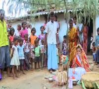 Hindistanlı Kızın Şaşırtan Evliliği