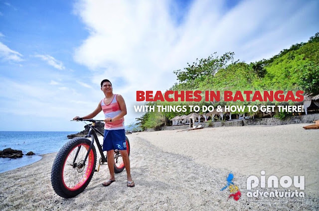 Complete lost of top best Beaches in Batangas and Resorts Travel Blog