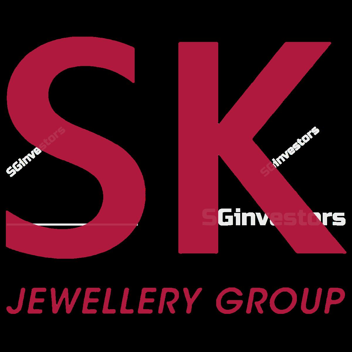 SK JEWELLERY GROUP LIMITED (SGX:42G) @ SGinvestors.io