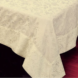 Princess vintage tablecloth