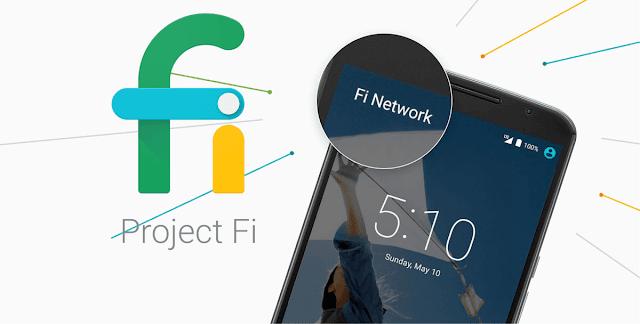 Layanan Project Fi dari Google