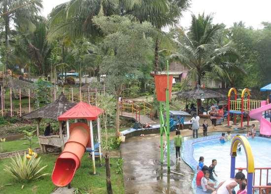 Taman Kelinci tempat wisata di salatiga