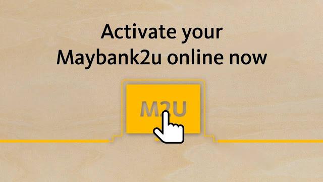Menabung ASB Secara Online Guna Maybank2u