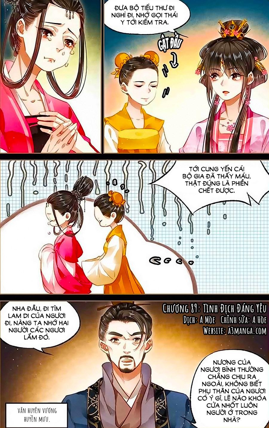 Thần Y Đích Nữ chap 89 - Trang 1