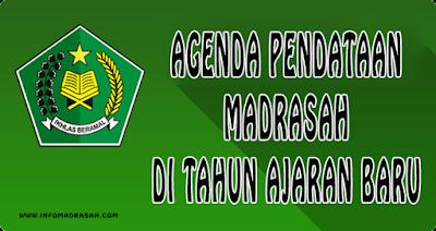 Agenda Pendataan Madrasah Di Tahun Ajaran Baru