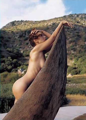 Hot girls Monica Bellucci nude Italian model & actress 3