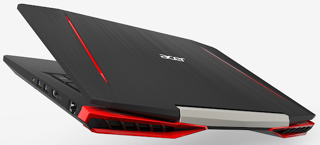 Acer Aspire VX 15 gaming laptop 2017