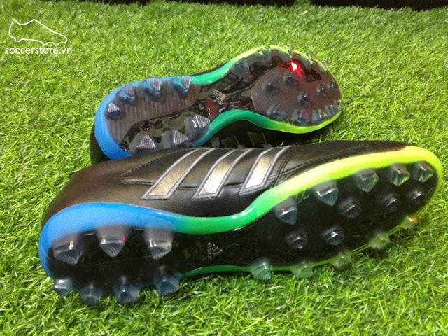 Adidas Gloro 16.1 AG Black- Blue- Yellow