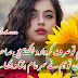 2 Line Urdu Poetry in Urdu