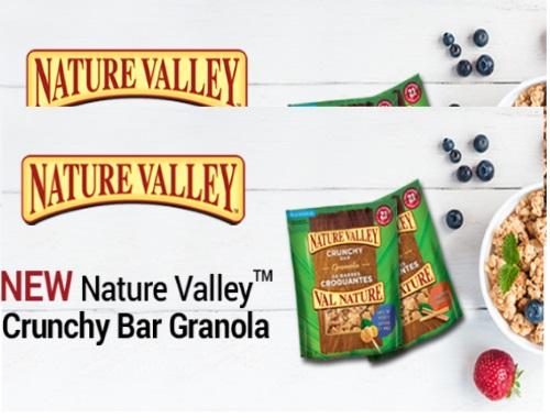 Nature Valley Crunchy Bar Granola Coupon