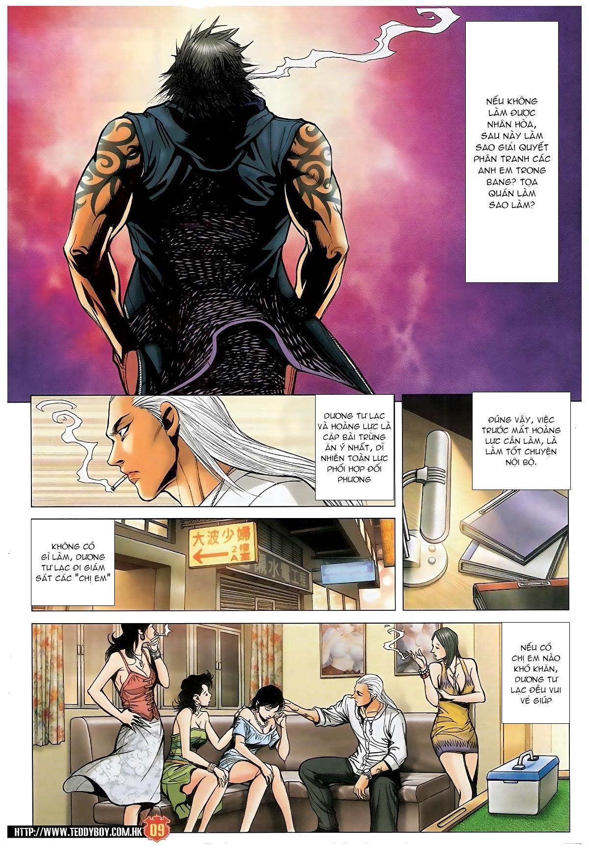Người Trong Giang Hồ - Chapter 1551: Phong phạm Tọa Quán - Pic 8