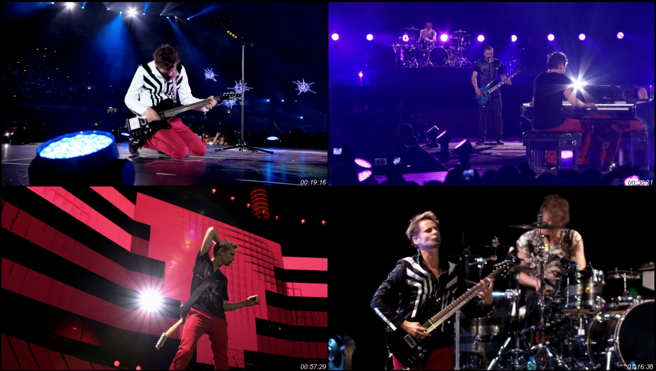 Muse: Live At Rome Olympic Stadium 2013
