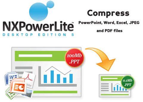 تحميل برنامج NXPowerLite لضغط الملفات والمستندات والصور