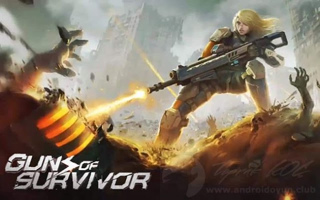 Guns of survivor MOD APK
