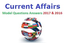 TNPSC Current Affairs Model Questions Answers (Tamil) for TNPSC Group 2a 2017