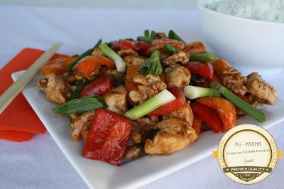 Бърза рецепта с пилешко - какво да сготвим набързо