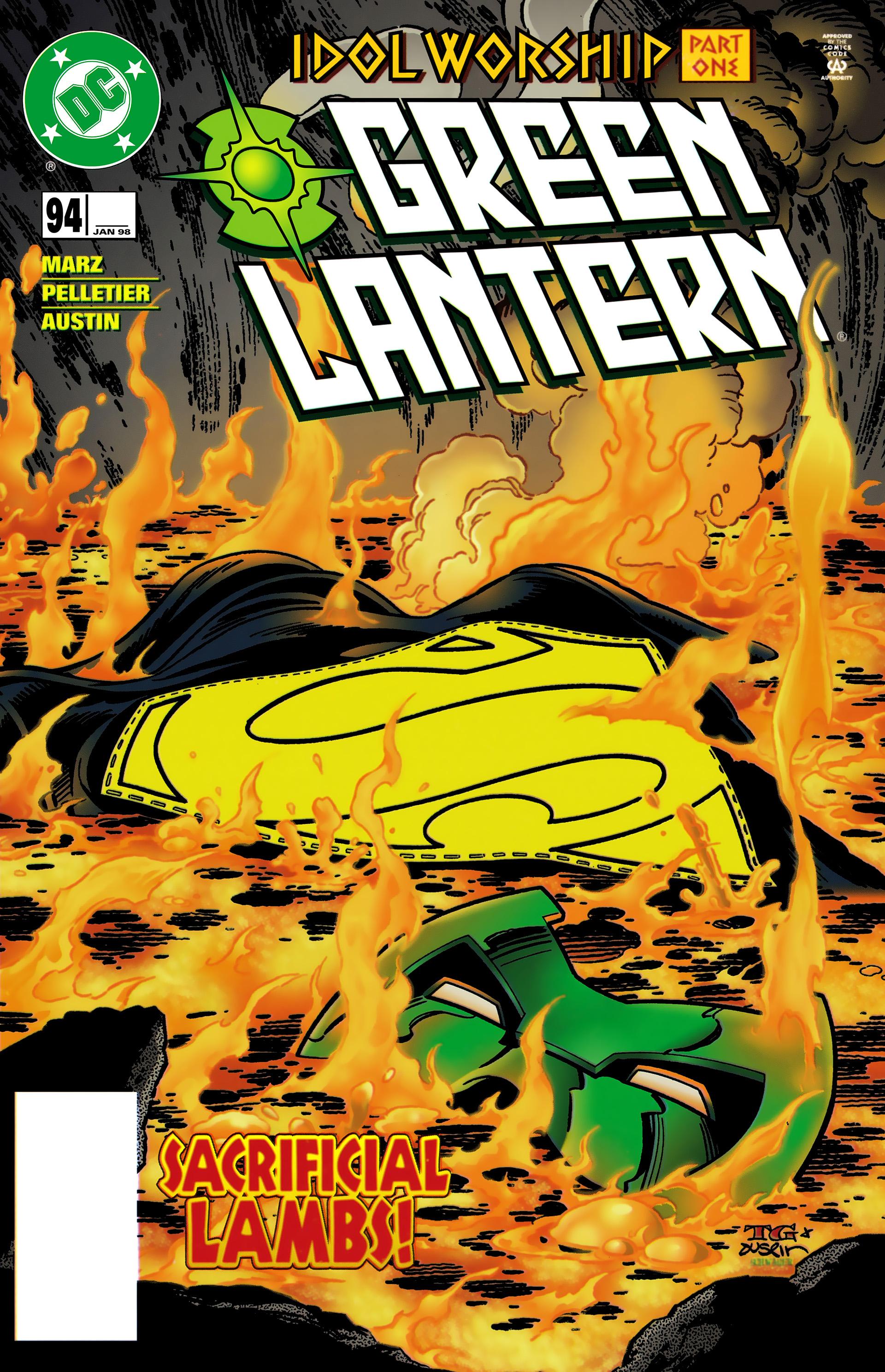 Green Lantern (1990) 94 Page 1
