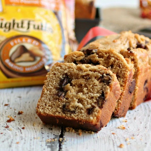 Peanut Butter and Chocolate Morsel Snack Cakes