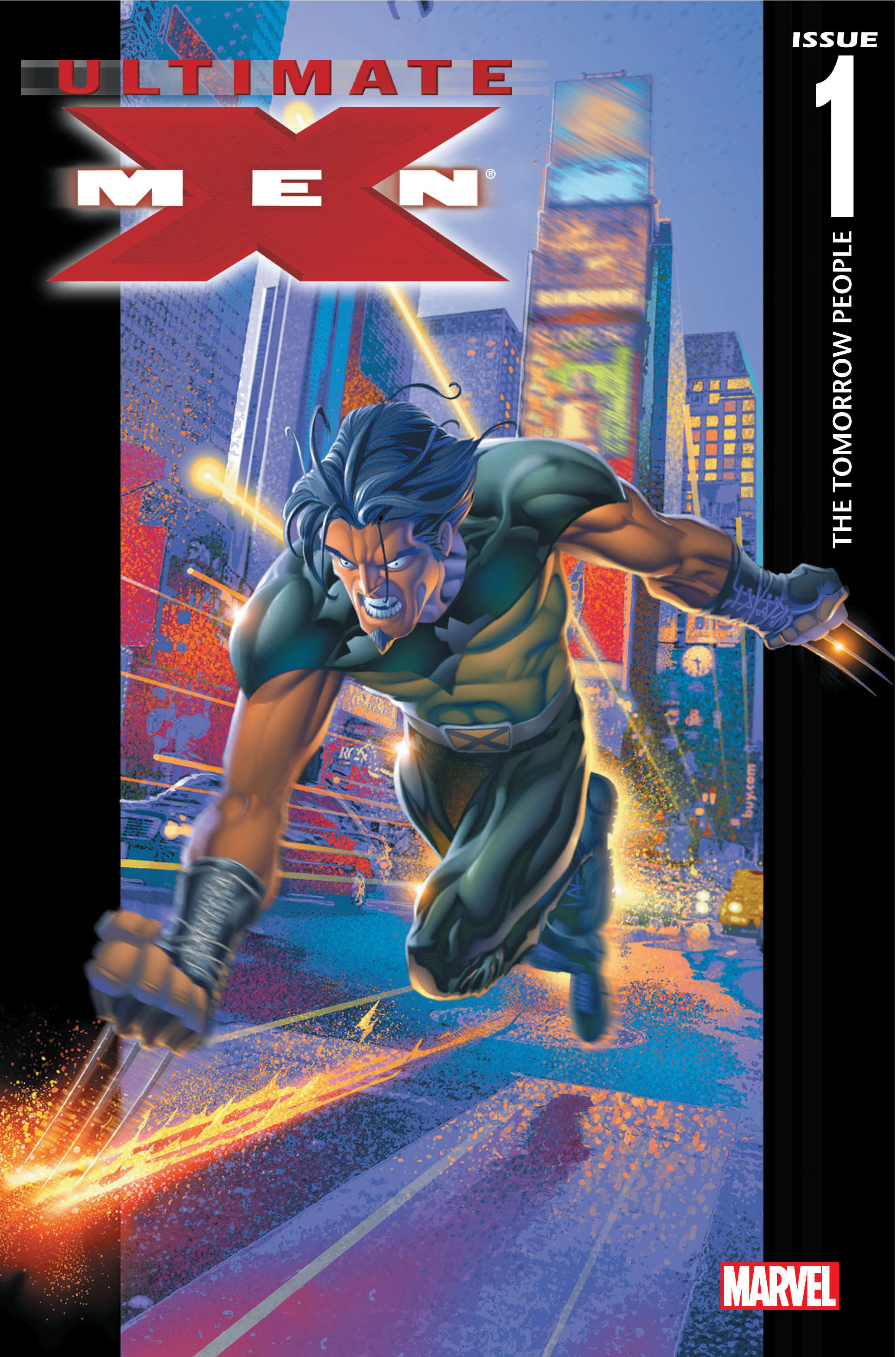 Read online Ultimate X-Men comic -  Issue #1 - 1