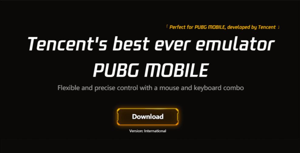 pubg mobile pc emulator download size