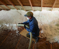 Attic Home Insulation