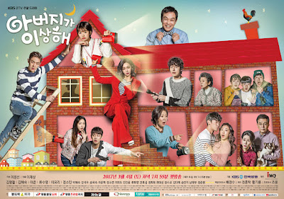 Korean Drama, My Father Is Strange, Drama Korea, Pelakon, Lee Yu Ri, Lee Joon, Jung So Min, Ryu Hwa Young
