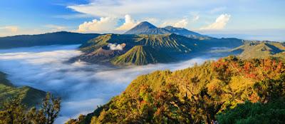 honeymoon destinations - Indonesia