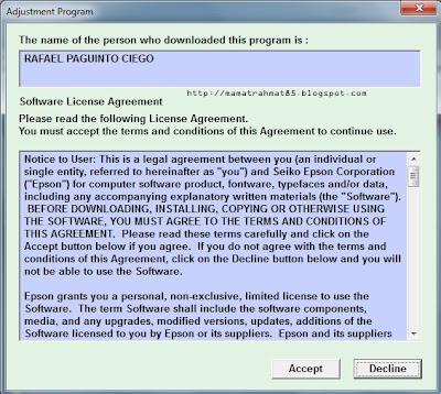 Epson Font Download