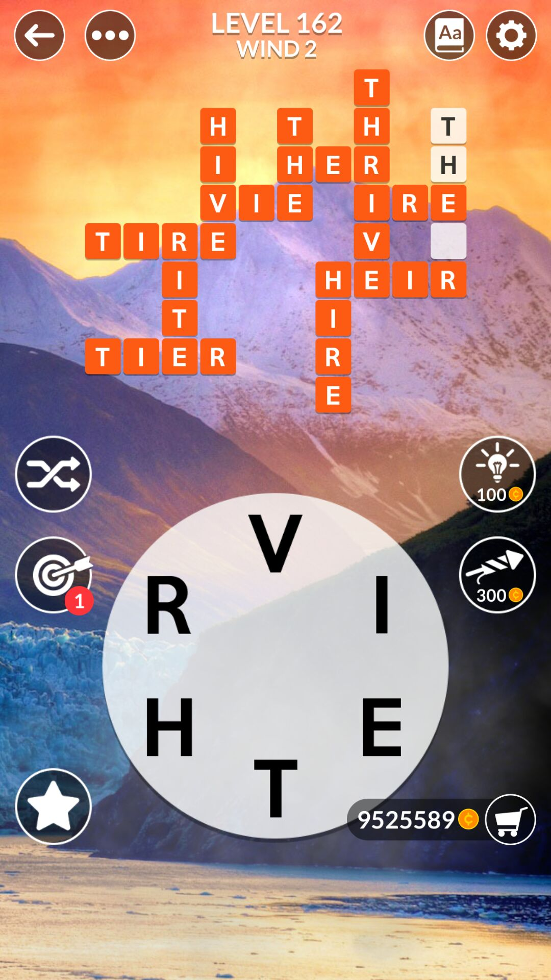 Wordscapes Level 162 Answers Doors Geek