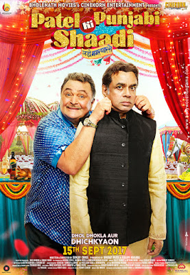 Patel Ki Punjabi Shaadi 2017 Hindi Pre-DVDRip 170Mb HEVC x265