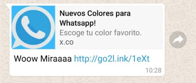 3. recomendaciones fraude whatsapp colores