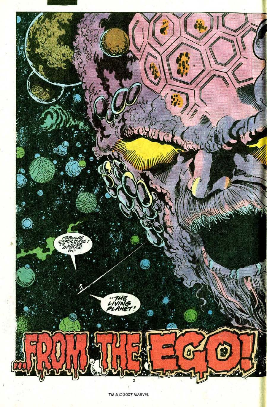 Read online Silver Surfer (1987) comic -  Issue #22 - 4