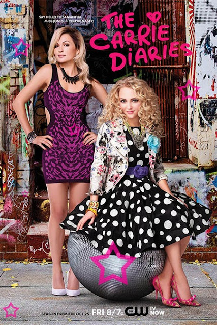 Top 10 des séries The Carrie Diaries