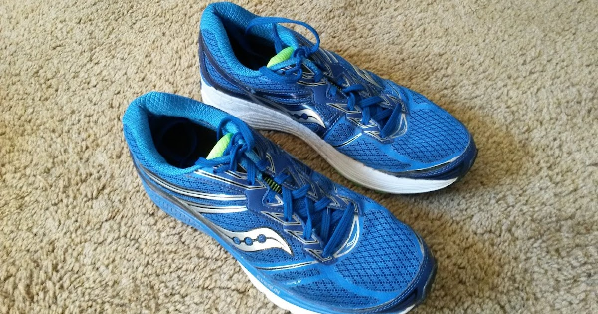 Doctors of Running: Saucony Guide 9 Review
