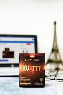 Khasiat dan Manfaat CNI Ginseng Coffee Kuattt