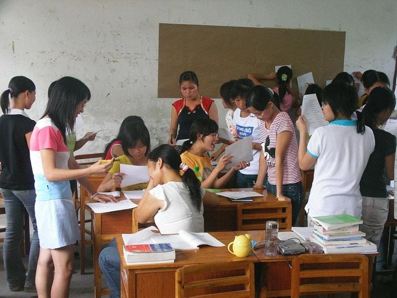 อาชีพเสริมสำหรับนักเรียน