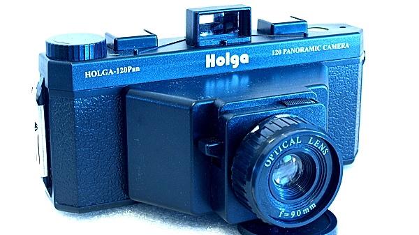 Holga 120 Pan, 6x12 Panoramic Camera