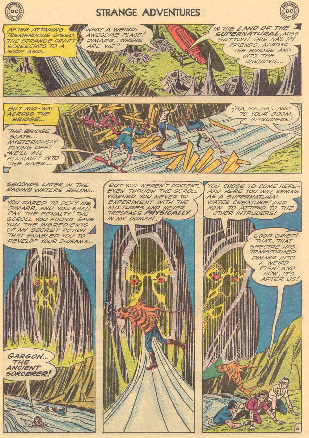 Strange Adventures (1950) issue 173 - Page 9