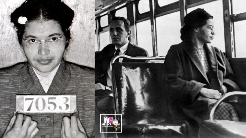 Rosa Parks: disobbedire per difendere i diritti civili