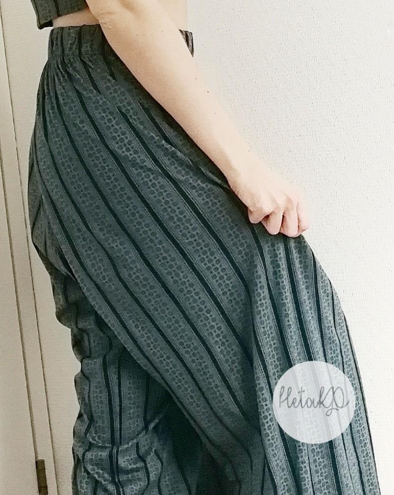 Vaatteiden kloonaaminen, pyjama, klona kläder