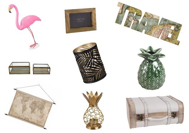 inspiration idees shopping mariage theme voyage tropical maisons du monde blog mariage unjourmonprinceviendra26.com