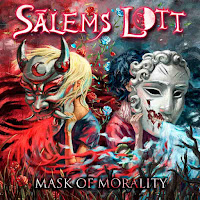 "Το βίντεο των Salems Lott για το ""You Can't Hide From The Beast Inside"" από το album ""Mask of Morality"""