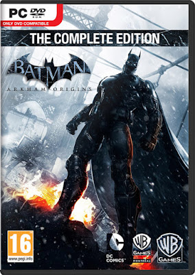 Batman Arkham Origins The Complete Edition - (PC) Torrent