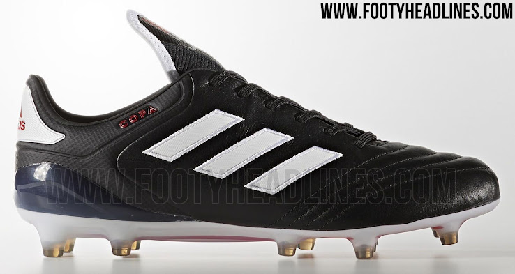 Armada carbón Transformador  Classy Black Adidas Copa 2017 Boots Released - Footy Headlines