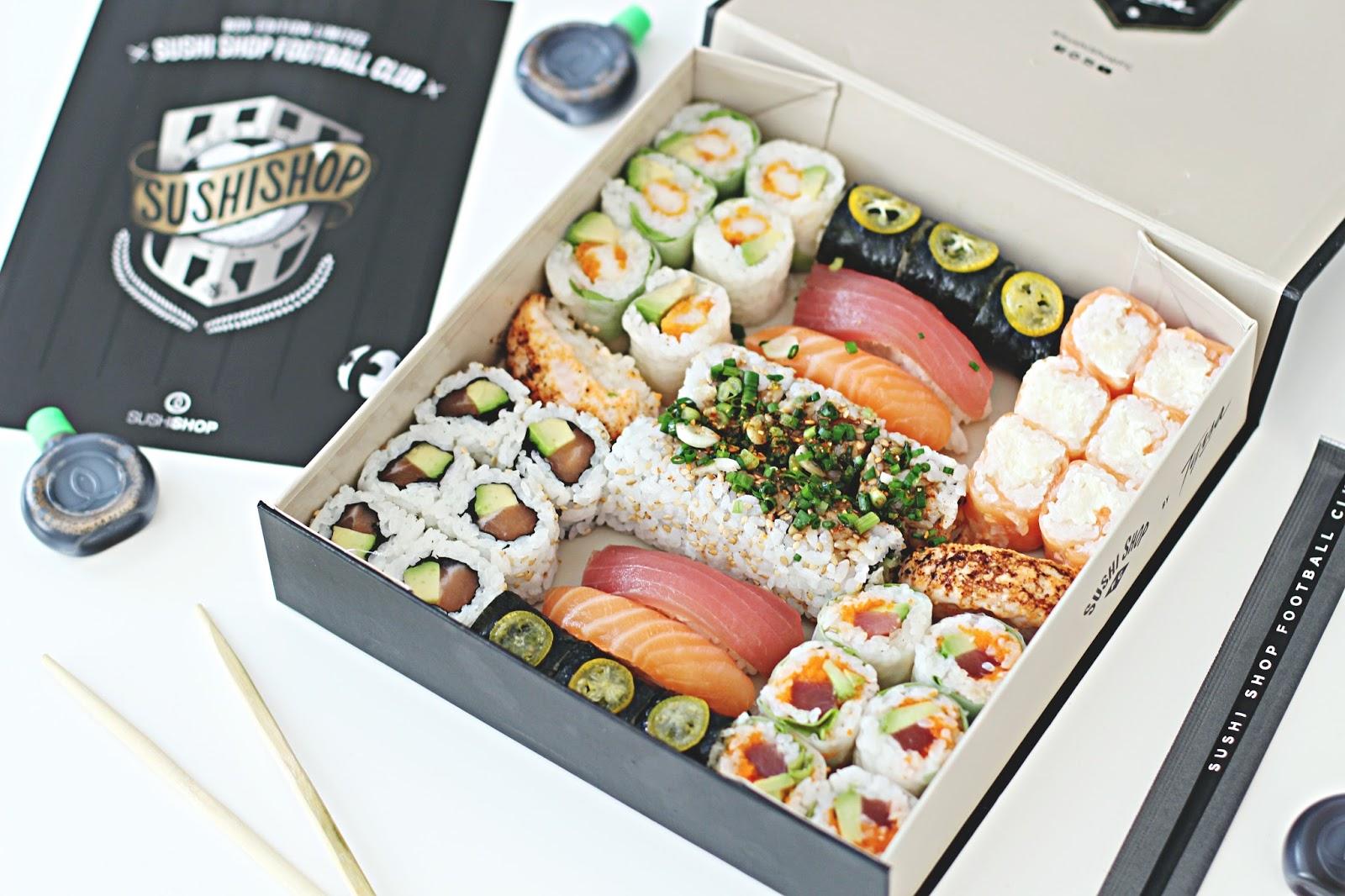 Sushi Shop Football Club euro 2016