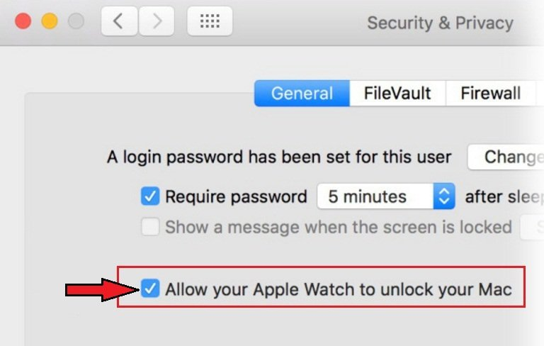 How to Unlock Your MacOS with Apple Watch