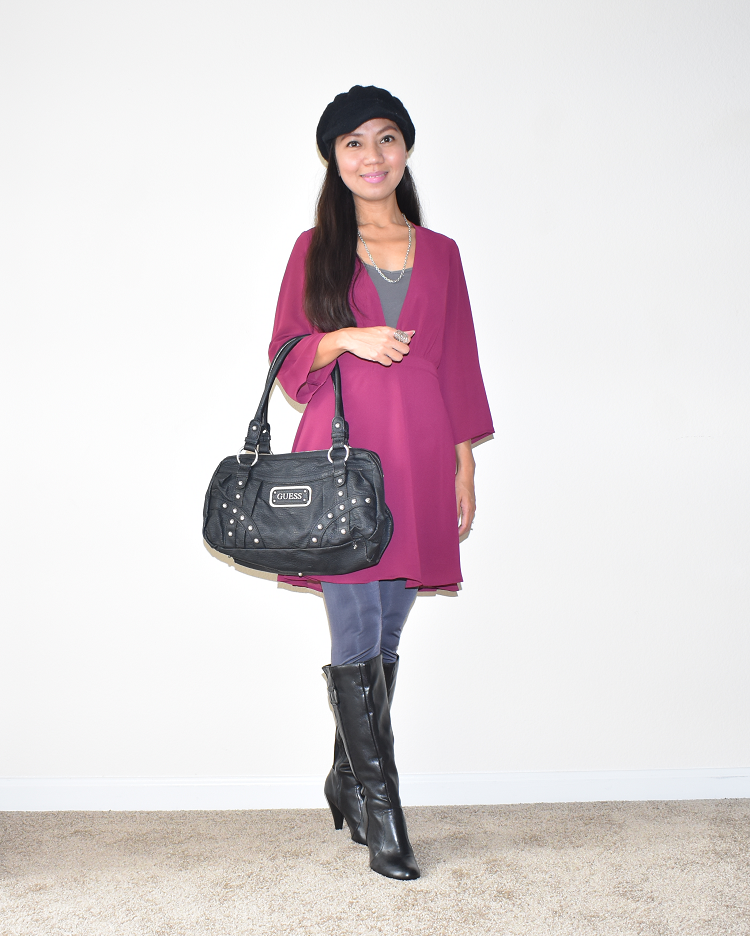 The Budget Fashion Seeker - TOBI Take it Slow Skater Skirt 1
