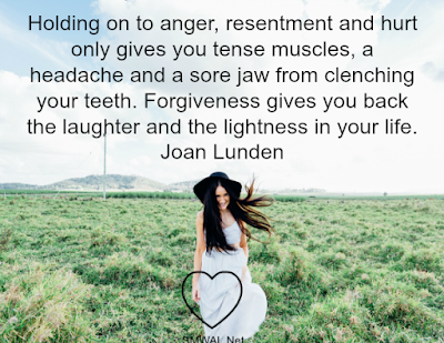 Forgiveness, Quotes, Joan Lunden