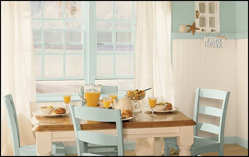 Beach Cottage Decorating Ideas Pictures: Maries Manor: Seaside Cottage