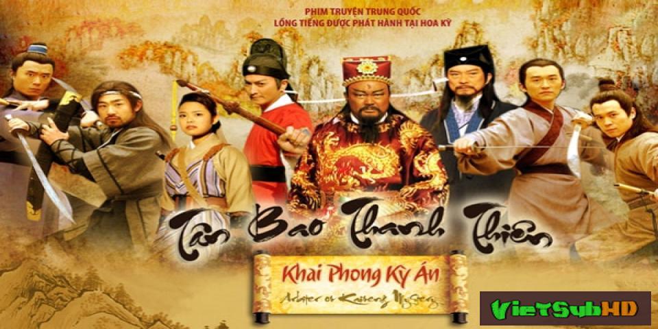 Phim Tân Bao Thanh Thiên: Khai Phong Kỳ Án Hoàn tất (40/40) Lồng tiếng HD | Justice Bao 2012